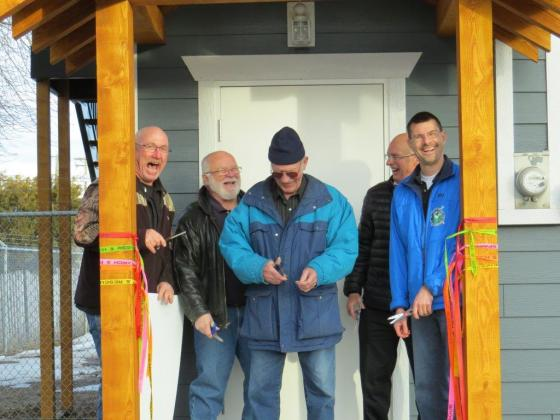 2016 -Nechako Valley Search and Rescue Training Facility